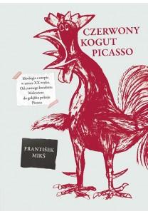 Czerwony kogut Picasso - 29,90 zł