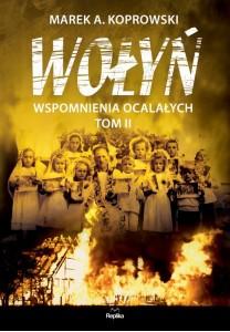Wołyń. Wspomnienia ocalałych t. 2 - 34,90 zł