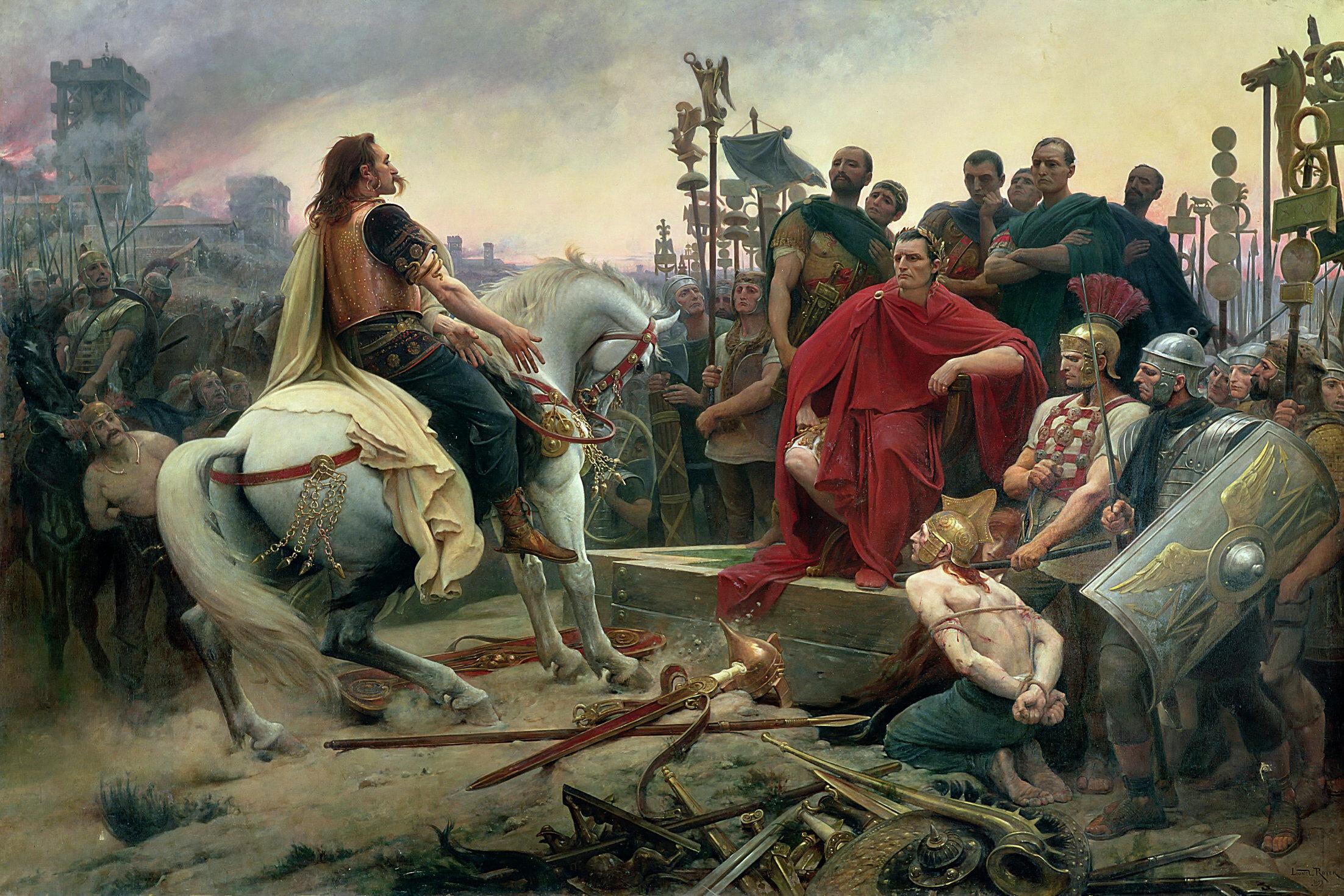 życie Prywatne Juliusza Cezara