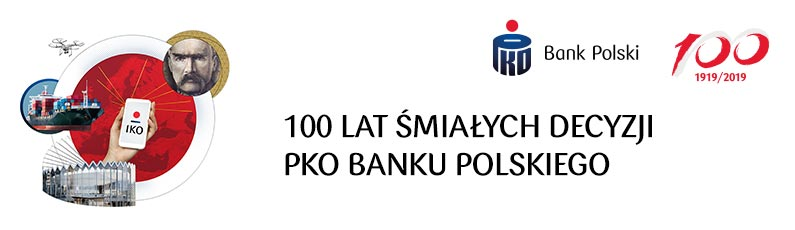 100 lat śmiałych decysji PKO Banku Polskiego