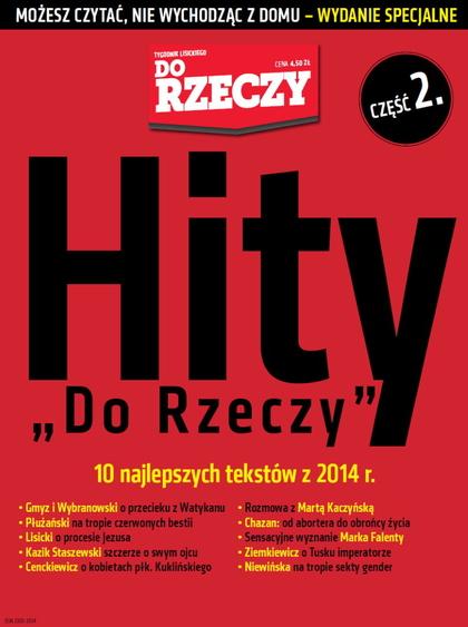 Hity Do Rzeczy z 2014 r.