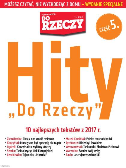 Hity Do Rzeczy z 2017 r.