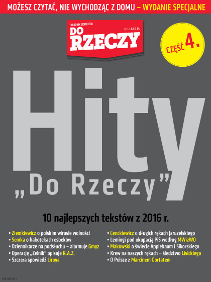 Hity Do Rzeczy z 2016 r.