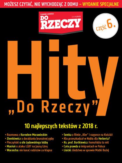 Hity Do Rzeczy z 2018 r.