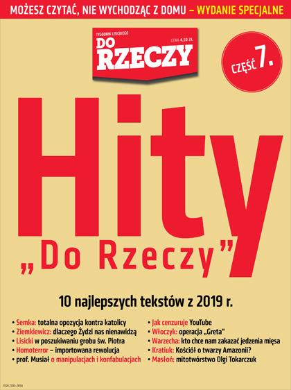 Hity Do Rzeczy z 2019 r.